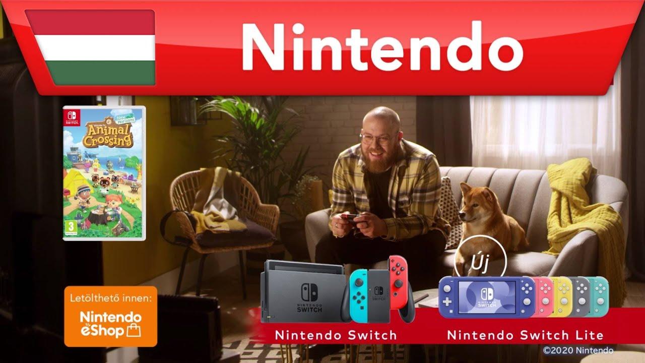 Animal Crossing: New Horizons – Egységben az erő!   Nintendo Switch