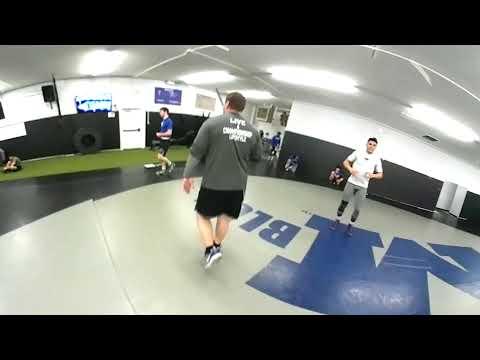 Millikin Wrestling 360°