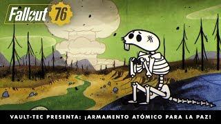 Fallout 76 – Vault-Tec presenta: ¡Armamento atómico para la paz! (vídeo sobre las bombas nucleares)