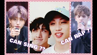 Rappers CAN Sing & Vocalists CAN Rap - STRAY KIDS