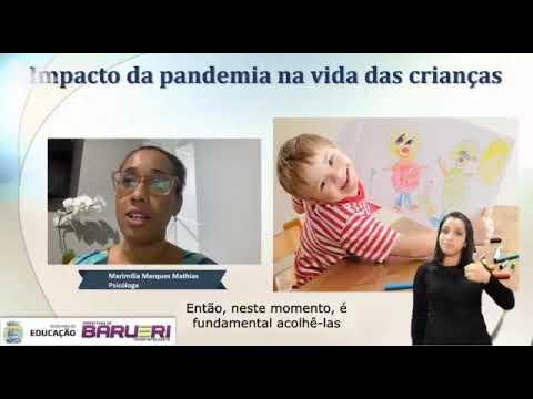 Impacto da Pandemia na vida das crianças