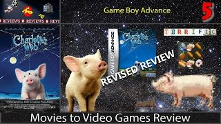 Movies to Video Games Review - Charlotte