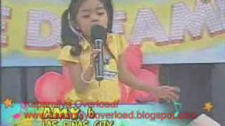 Little Charice Pempengco - Amazing child voice - i am telling you