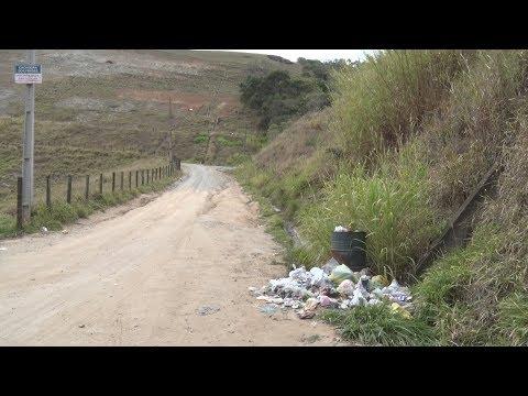 Flagrante: Lixo na Cachoeira dos Frades