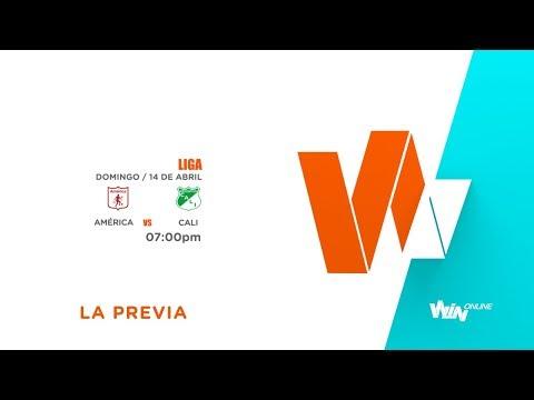 America vs Deportivo Cali (La previa)   Liga Aguila 2019-1   Fecha 15