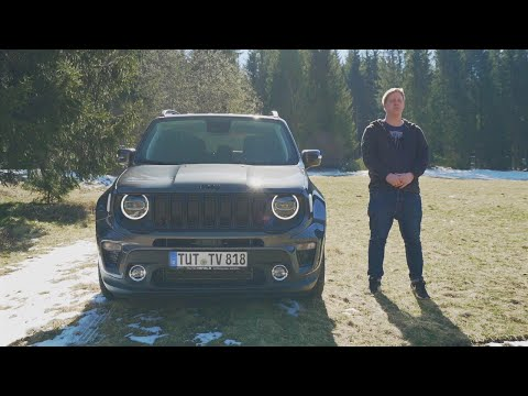 2020 Jeep Renegade Limited - Review, Test, Fahrbericht