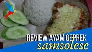 P-iews : Review Geprek Samsolese | Pedasnya mantul ! | Pidas 81