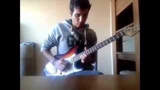 Mor ve Ötesi - Sevda Çiçeği Guitar Cover by Çağrı Çetin