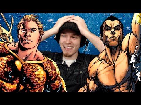 Let's Watch DEATH BATTLE   Aquaman VS Namor