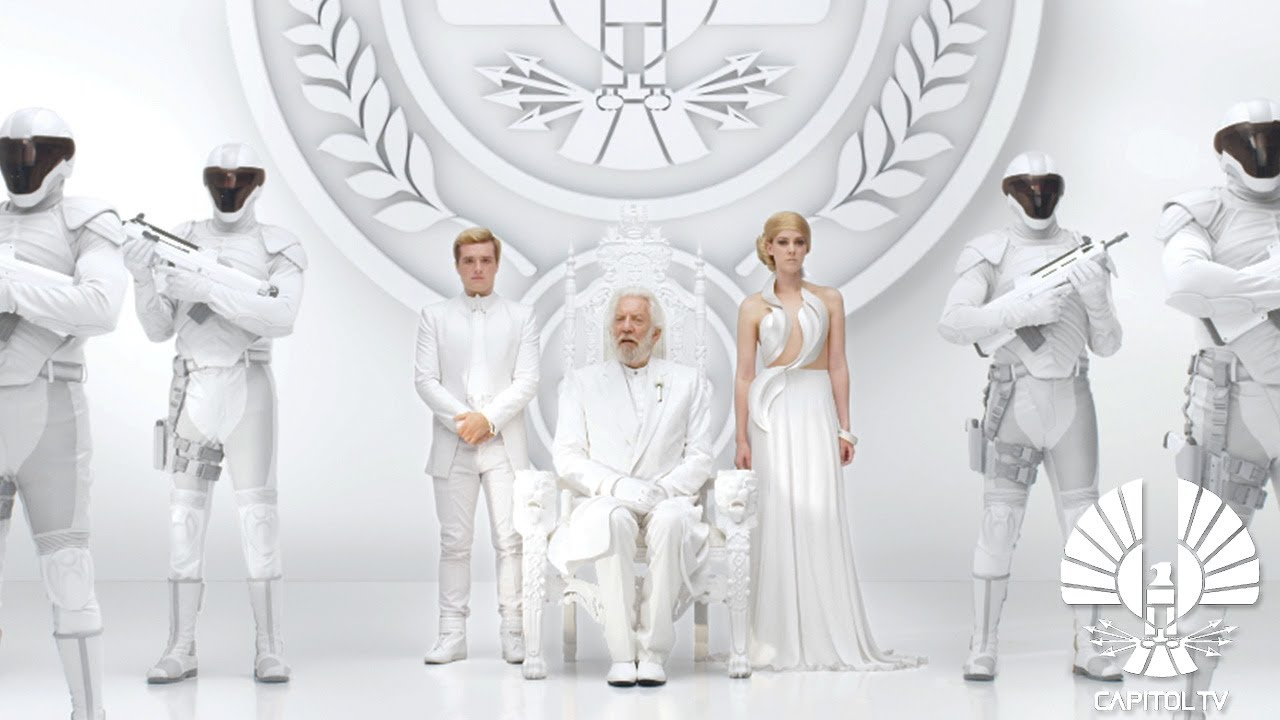 The First Viral Trailers For 'The Hunger Games: Mockingjay' Are Here