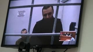 Последнее слово предпринимателя Юрия Осипенко в апелляционной инстанции