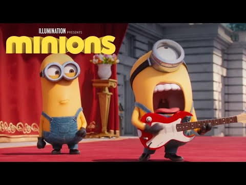 Minions (TV Spot 'The Road to Reign')