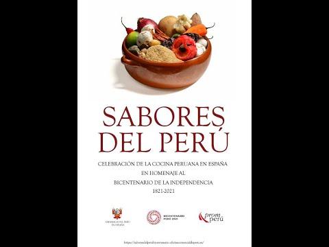 Sabores del Perú Bicentenario