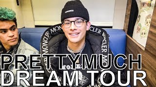 PRETTYMUCH   DREAM TOUR Ep. 697