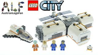 lunar space station lego review - photo #12