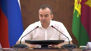 Жители Кубани должны в своей жизни увидеть реализацию нацпроектов