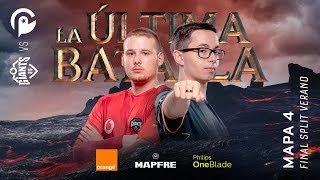 Vodafone Giants VS Origen BCN | Final | Finales Superliga T2019 Verano | Mapa 4