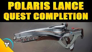 polaris lance quest 25 - मुफ्त ऑनलाइन