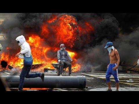 Βενεζουέλα: Αυξάνεται διαρκώς ο αριθμός των νεκρών