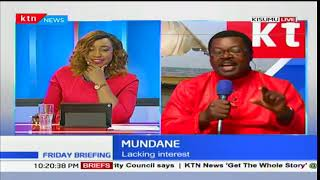 Pronunciation 101 with Prof Willis 'The Word Master' Ochieng': Mind your Language