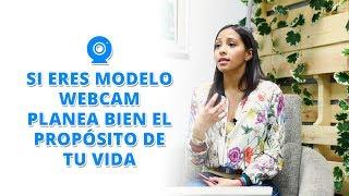 Planea tu proyecto de vida como modelo webcam para que seas feliz