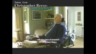 Christopher Reeves in Israel