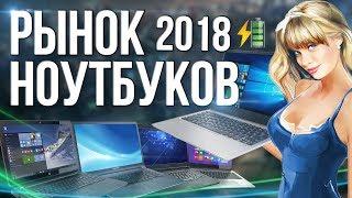 Рынок ноутбуков 2018