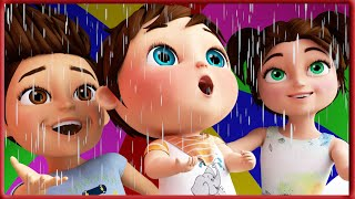 🔴 Baby Shark , Rain Rain Go Away  , Wheels on the Bus , Happy Birthday Song - Banana Cartoon [HD]