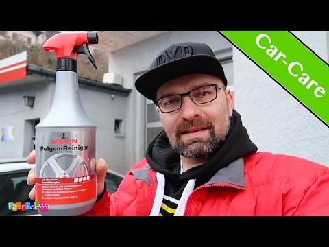 NIGRIN Felgen-Reiniger 1000 ml
