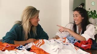 Kim Lammers en Naomi van As over hun mooiste hockeyshirts