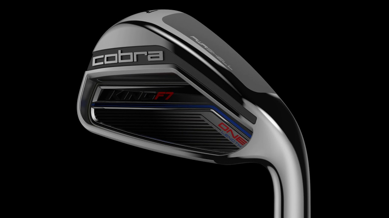 Up Close With The KING F7 Irons e3c3c33a8387