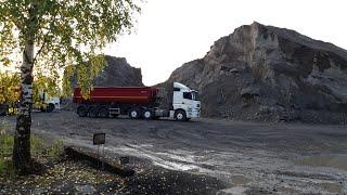 Большое плечо для Самосвала Смоленск-Электросталь