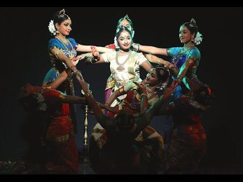 Excerpts from Sitrilakkiya Nattiyam - Sridevi Nrithyalaya - Bharathanatyam Dance
