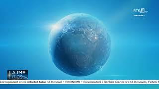RTK3 Lajmet e orës 17:00 19.09.2021