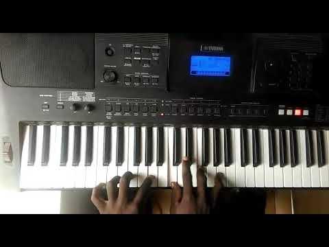 Reggae gospel piano chords and licks