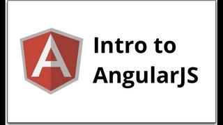 Introduction to AngularJS
