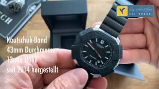 Warum die Victorinox INOX die beste Alltags-Uhr ist - Referenz 241682.1 - Review in Deutsch