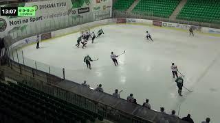 U-18 DP 18.2.2018 HK Olimpija – HDK Maribor 1:2 (OT)