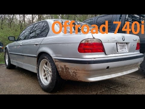 "Can You Fit 31"" Offroad Tires on a BMW 740i?"