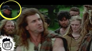 10 Strangest Things Accidentally Filmed in Movies