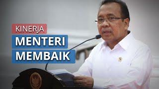 Mensesneg Pratikno Laporkan Kinerja Menteri Membaik setelah Jokowi Ancam Reshuffle Kabinet