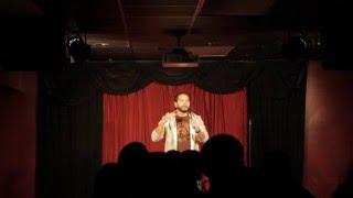 Leon Scott DC Improv Comedy Lounge