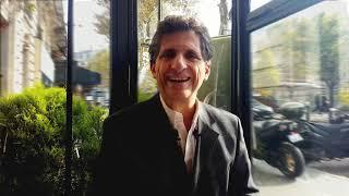 """La pause café de Serge Federbusch, """"Paris un chantier sans fin"""""""