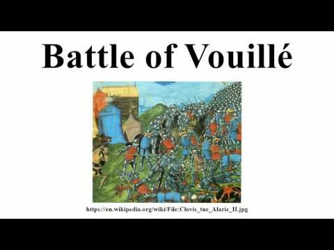 Battle of Vouillé