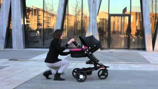 RECARO BABYZEN Strollers-Demo