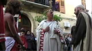 preview picture of video 'Processione Giovedì Santo Misteri Viventi 2012 Marsala (TP)'