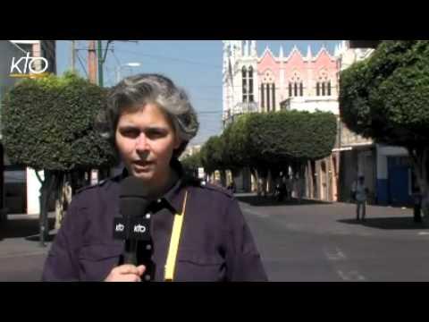 Le Mexique accueille Benoît XVI