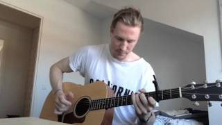 I`d Rather Be With You - Joshua Radin (instrumental)  - Peter Magnfält