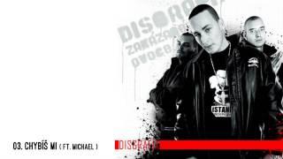 DISGRAFIX - Chybíš mi (feat. Michael)