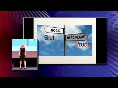 The Slut/Virgin Mentality   Chyna Christman   TEDxCushingAcademy